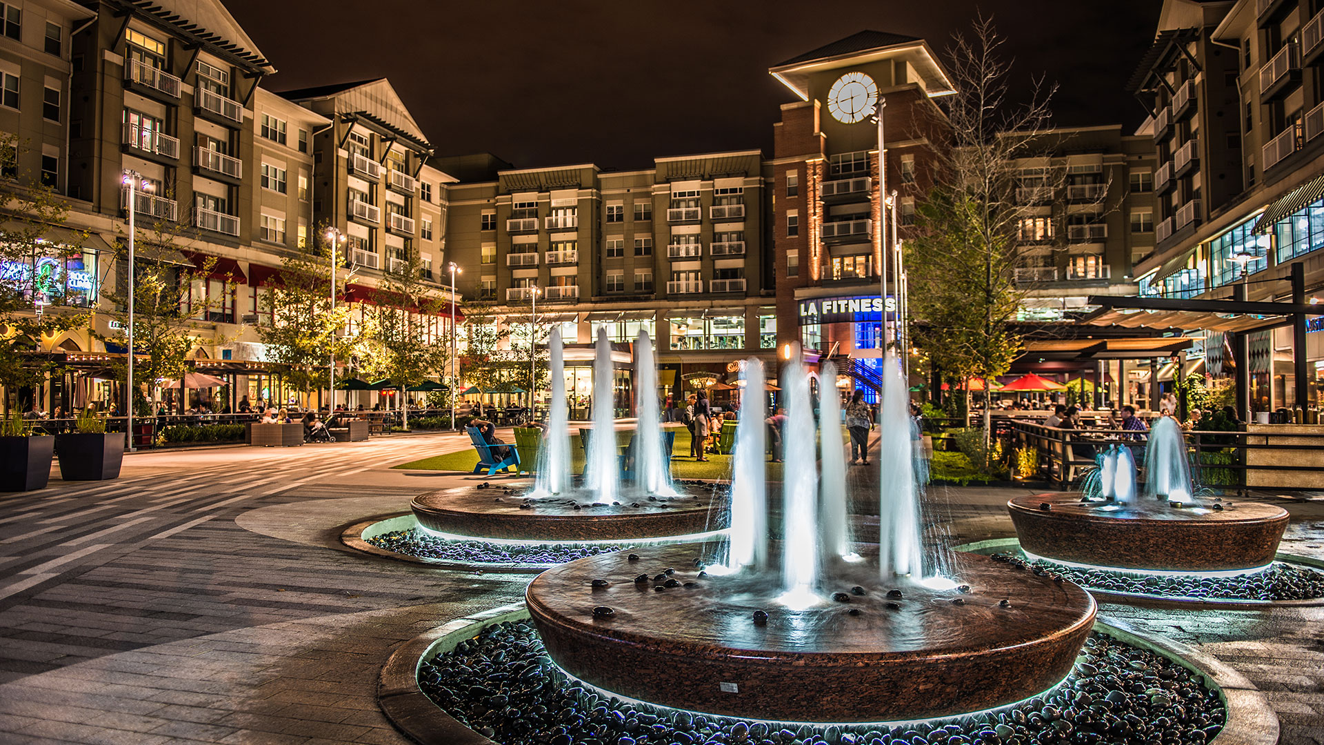 Pentagon City Area Restaurants Dining And Entertainment Crystal Quarters Corporate Housing